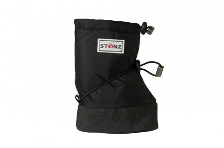 Stonz - Baby Booties (str S) - Black