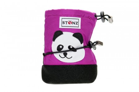Stonz Toddler Booties  (str M-XL) - Panda