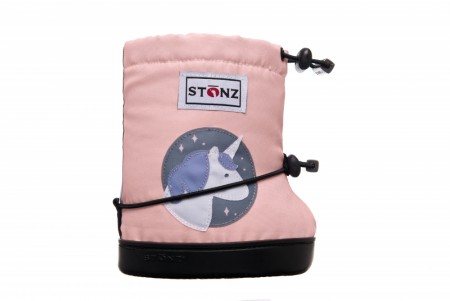 Stonz Toddler Booties (str M-L)- Unicorn