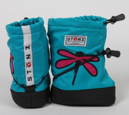 Stonz Toddler Booties  (str M-XL) - Dragonfly UTGÅTT MODELL