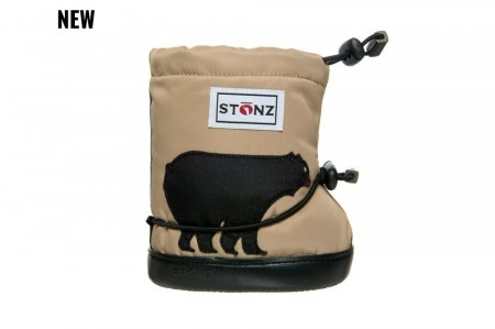Stonz Toddler Booties (str L) - Svartbjørn