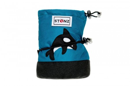 Stonz Toddler Booties (str M-XL) - Orca