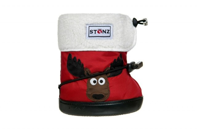 Stonz toddler booties - Moose - liners