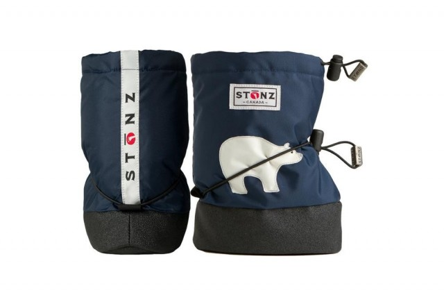 Stonz booties Polar bear - par