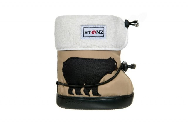 Stonz booties Black Bear - liners